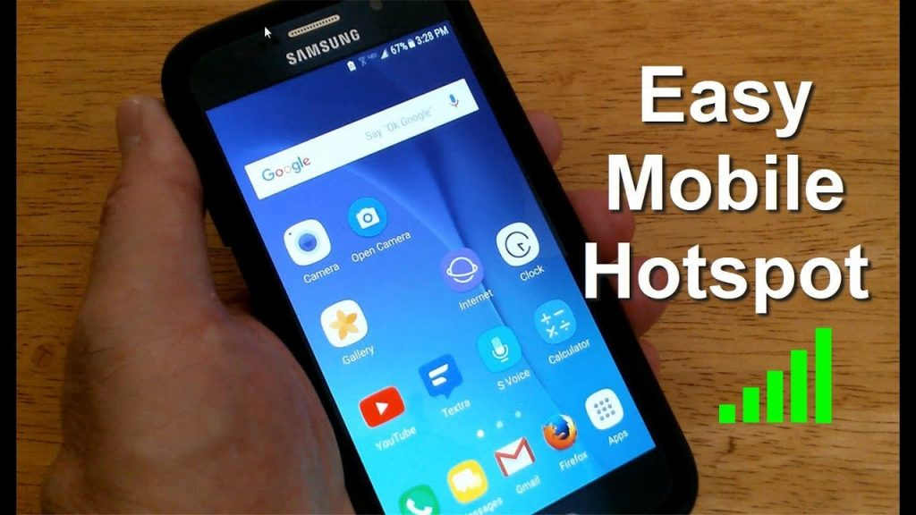 How to Create a Mobile Hotspot with an Android Phone