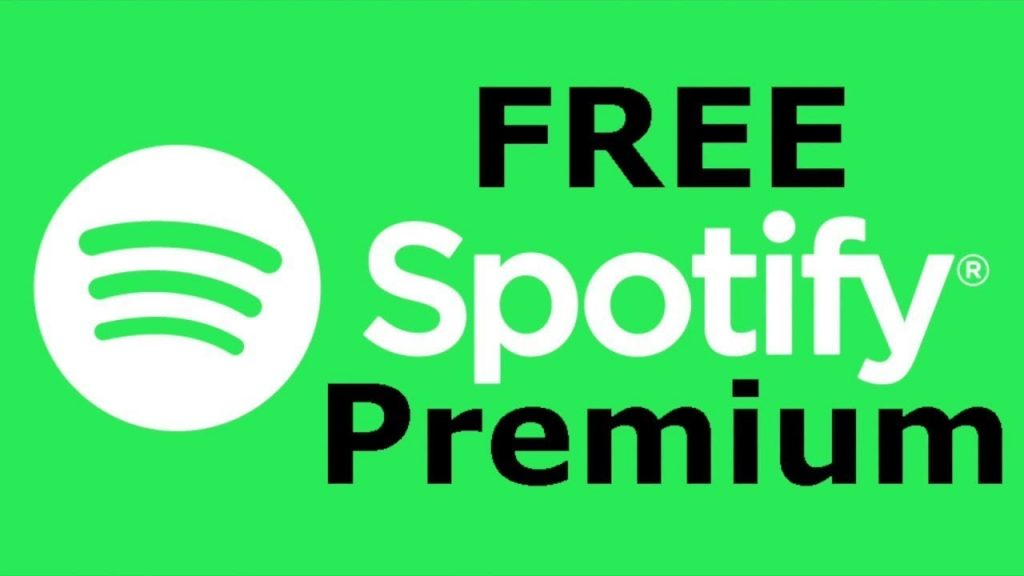 free spotify premium account no survey