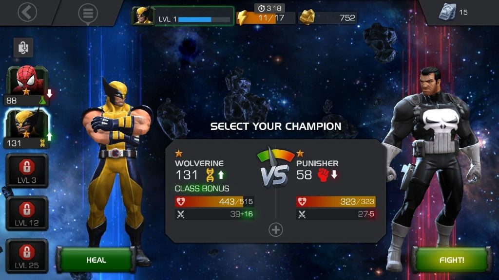 marvel contest of champions tips