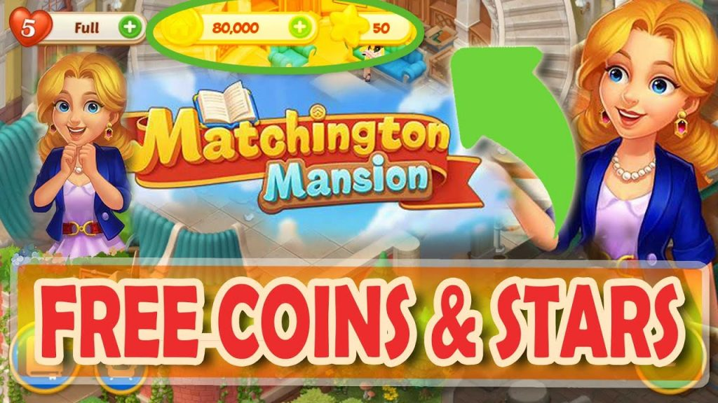 matchington mansion hack cheats unlimited stars & coins