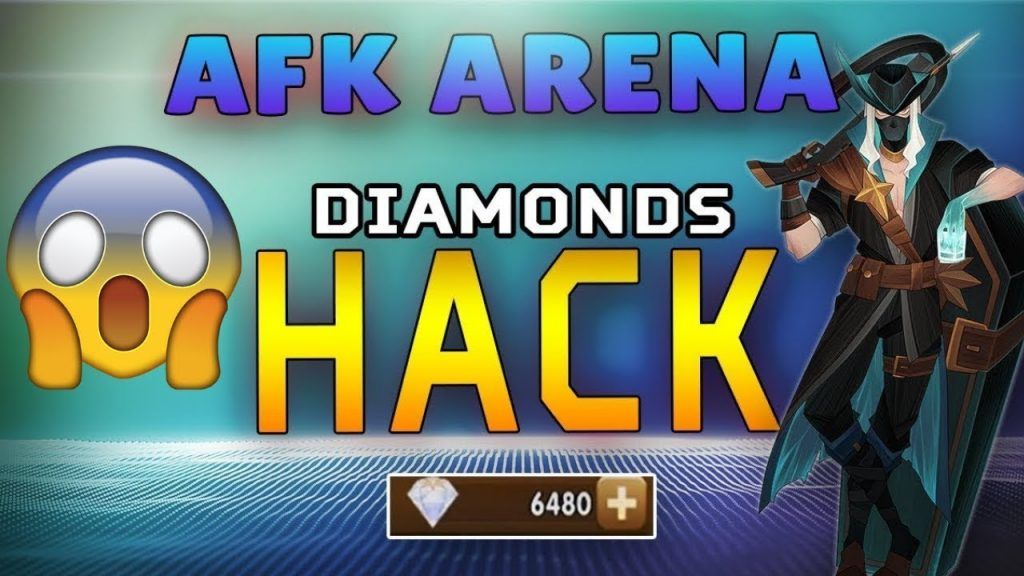AFK Arena hack cheats for free diamonds and golds