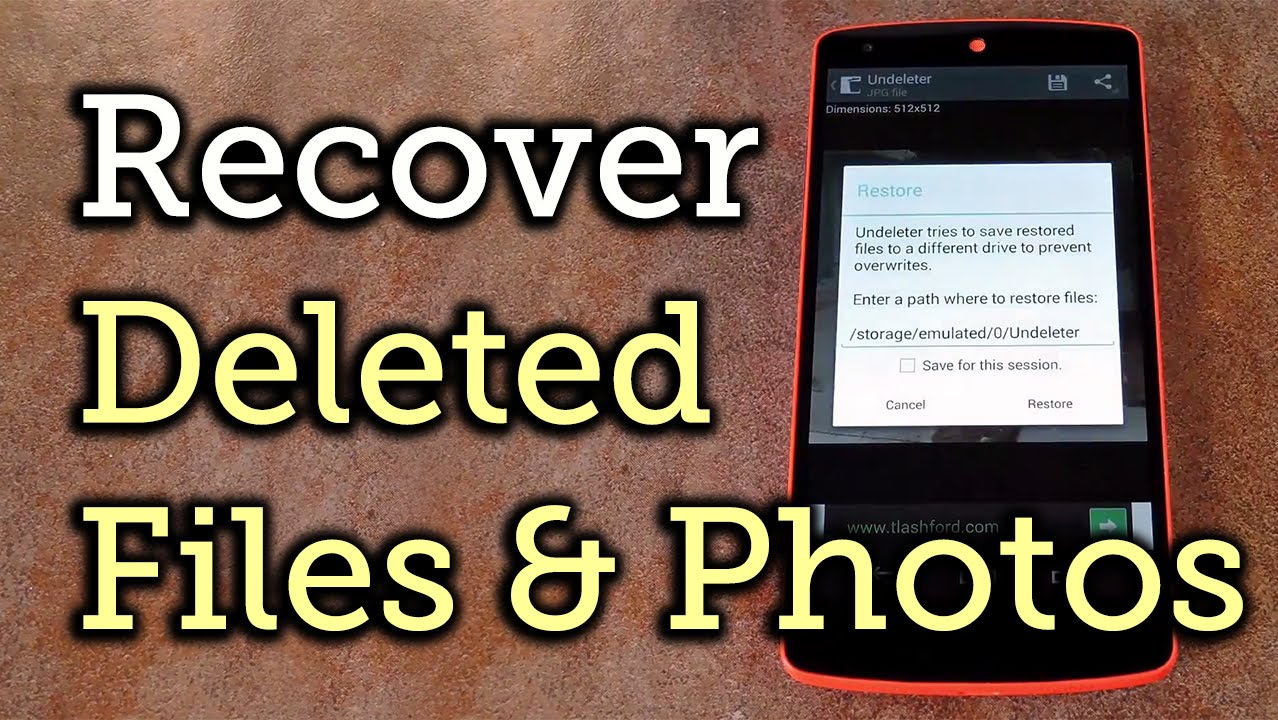 Deleted Photos Recovery How to Recover Deleted Photos in Windows