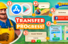 how to transfer township to new phone